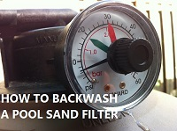 how often should you change the sand in a pool filter?