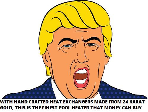 trump quality pool heaters
