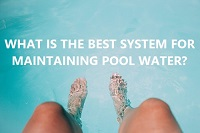 how to get the best pool water quality?