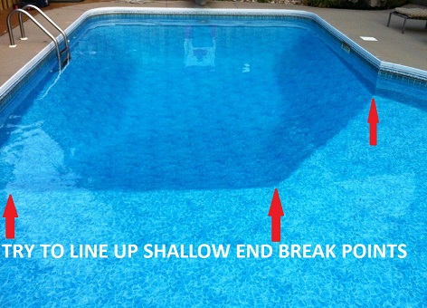 shallow end break points