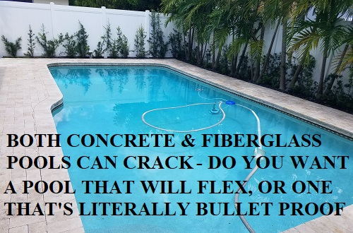 strong pool versus bullet proof pool