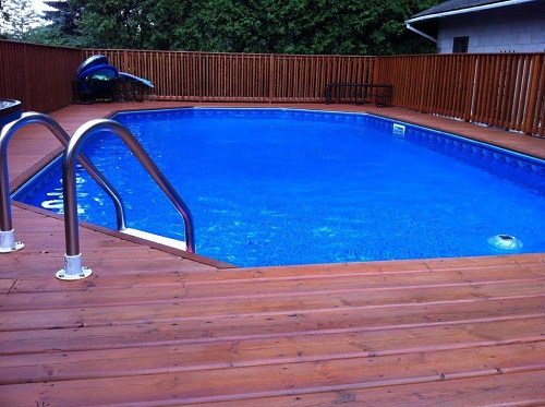 Cheap above ground pools for Cheap pools