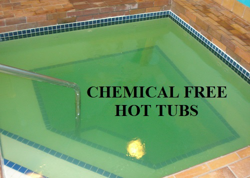 chemical free hot tubs