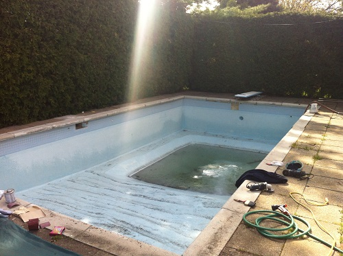 Concrete Pools Maintenance Repairs