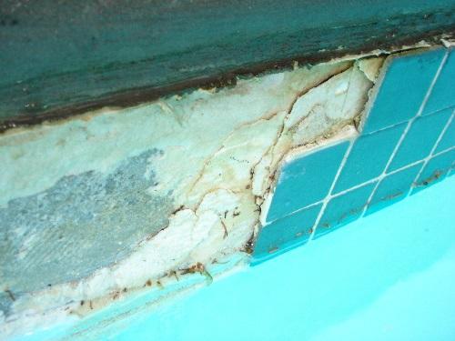 Concrete Pool Problems