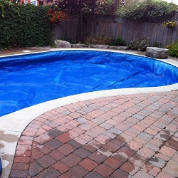 lock in poly pool cover
