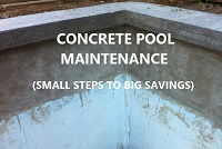 Easy fixes for big concrete pool problems
