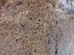 brown artificial rock