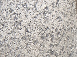 grey artificial   rock
