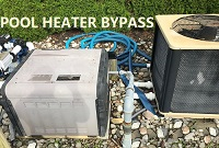 do I need a bypass for my pool heater?