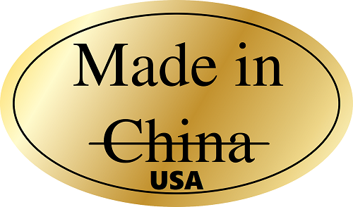 USA made liners from China