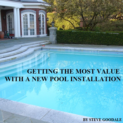 Hiring A Pool Contractor Guide Book
