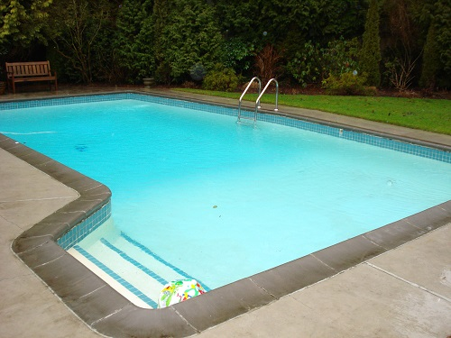 Different types of inground pools for Types of inground swimming pools