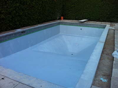 How To Paint A Concrete Pool