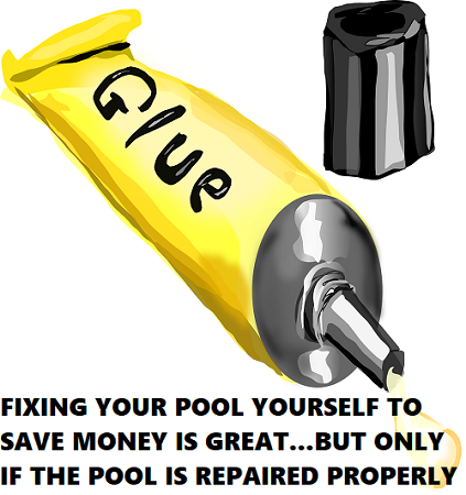 pool repairs you should hire an expert for