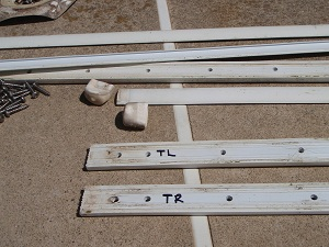 Vinyl Liner Step Flanges