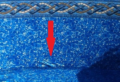 How To Fix A Floating Pool Liner
